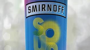 SMIRNOFF® Sours