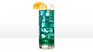 Blue Ginger with SMIRNOFF® SOURS BERRY LEMON