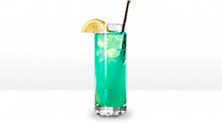 Sour Cooler with SMIRNOFF® SOURS BERRY LEMON