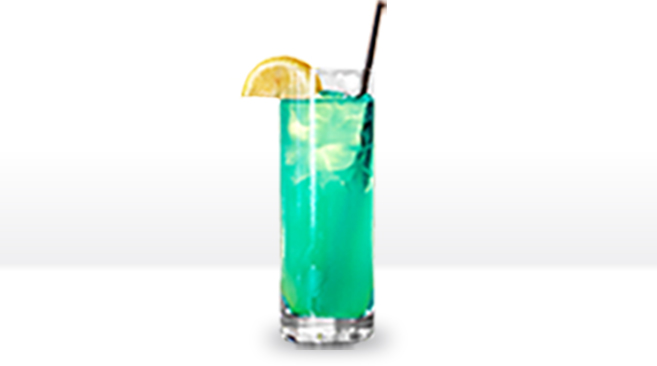 Sour Cooler with SMIRNOFF® SOURS BERRY LEMON