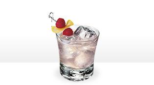 Raspberry Twist with Smirnoff® Raspberry