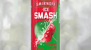 Smirnoff ICE Smash Cherry+Lime - Thumb