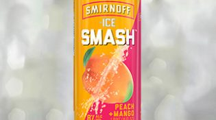 Smirnoff Ice Smash Peach Mango - Thumb