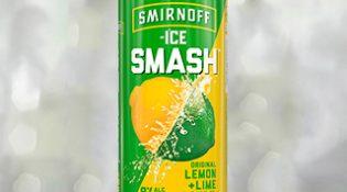 Smirnoff Ice Smash Lemon Lime - Thumb