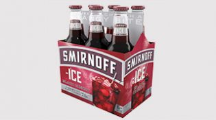 Smirnoff ICE Black Cherry - Thumb