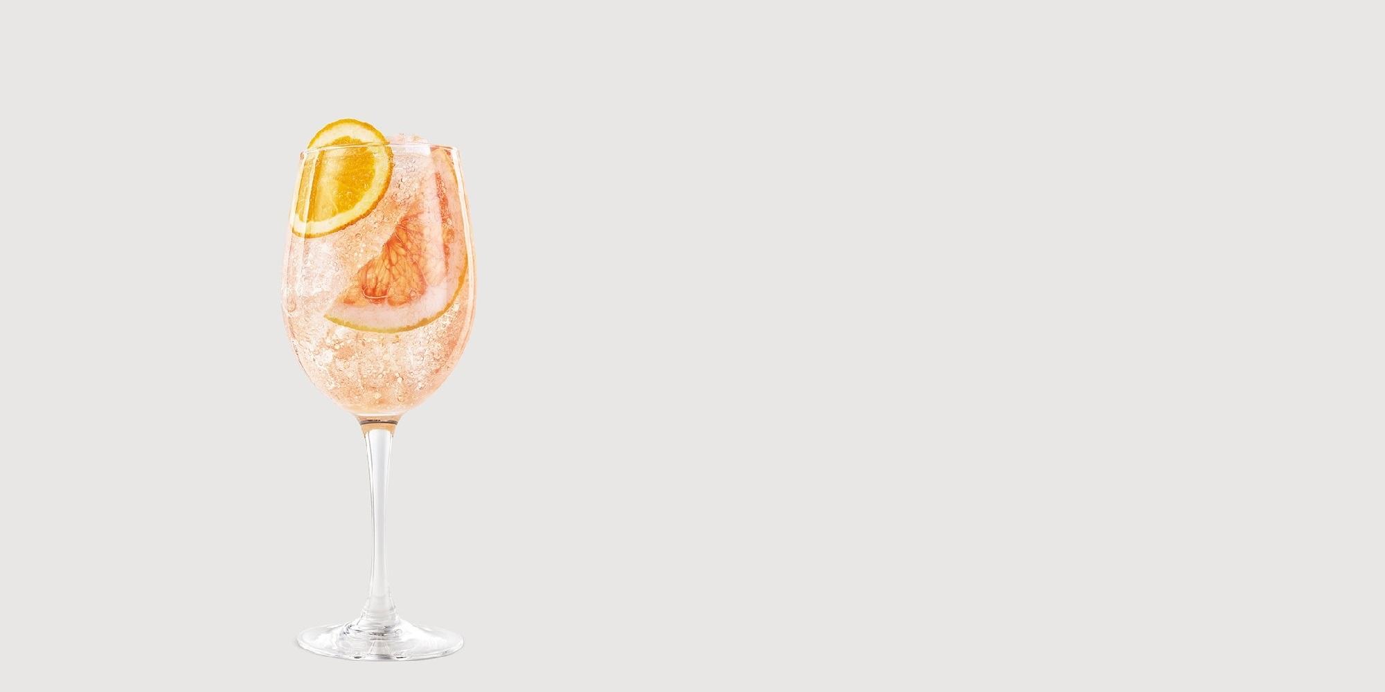 SMIRNOFF INFUSIONS, GRAPEFRUIT, ORANGE AND BITTERS WITH SODA