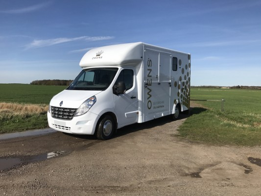 Photo - Cambridgeshire Horseboxes