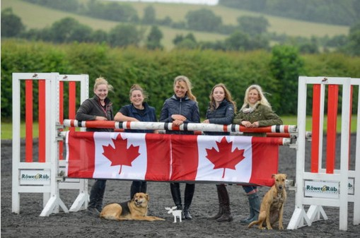 Photo - Train alongside Canadian 4* event rider: Working pupil positions