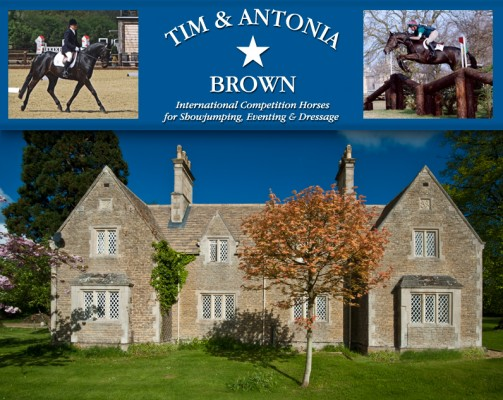Photo - Tim and Antonia  Brown