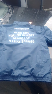 Photo - Alexander Ede Equine and Human  Sports Massage