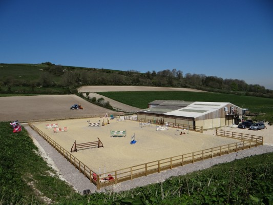 Photo - Court Farm - Home of Aaron Millar Eventing