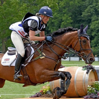 Photo - Jodie Amos Eventing