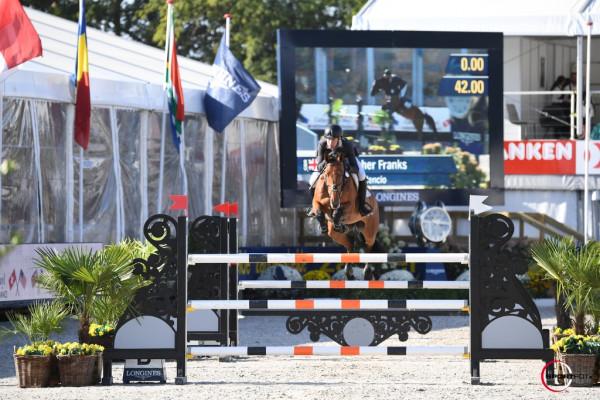 Photo - Chris Franks Equestrian