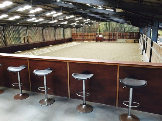 Photo - Team LBD Dressage HQ / Chailey Stud Equestrian Centre