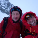 Kokoti na sněhu