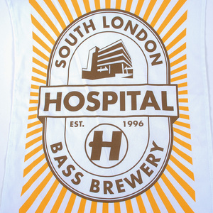 Hospital Tea Towel 2