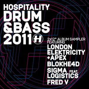 Various Artists - Hospitality Drum & Bass 2011 Sampler