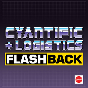 Cyantific - Flashback (feat. Logistics)