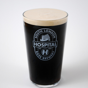 Hospital Pint Glass