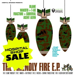 The Friendly Fire EP