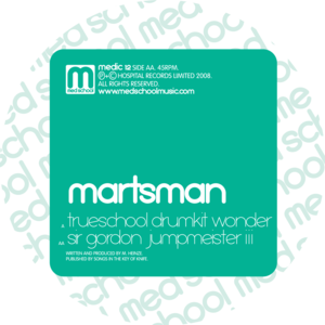 Martsman - Trueschool Drumkit Wonder