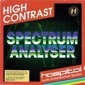 High Contrast – Spectrum Analyser