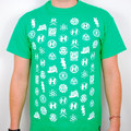 Re-Repeat Green T-Shirt