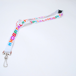 Hospital Records – Colours Lanyard