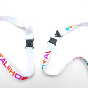 Colours Lanyard