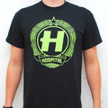 Hospital Records – Comrade Black T-Shirt