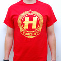 Hospital Records – Comrade Red T-Shirt