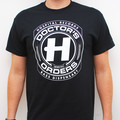 Hospital Records – Doctors Orders Black T-Shirt