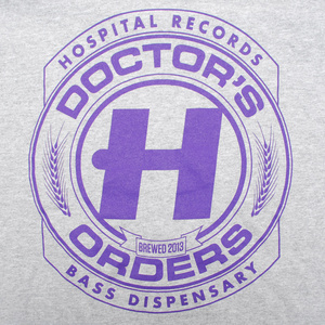 Doctors Orders Grey T-Shirt
