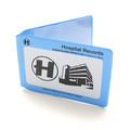 Prescription Label Card holder
