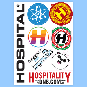 Hospital Stickers Series 6
