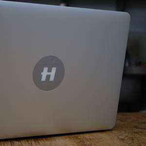 Hospital Laptop Decal
