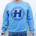 Hospital Records – Marque Sweatshirt Blue