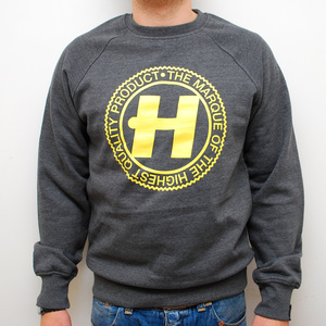 Hospital Records – Marque Sweatshirt Grey