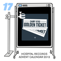 Danny Byrd – Advent Calendar 2013 Day 17 - Golden Sampler