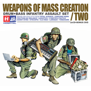 Various Artists - Weapons Of Mass Creation 2