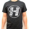 Hospital Records – 18 Years Black T-Shirt