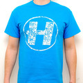 Hospital Records – 18 Years Blue T-Shirt