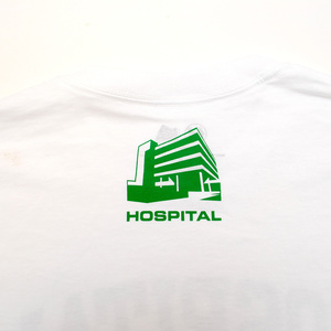 College Camo White T-Shirt