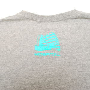 High Tempo Grey T-Shirt
