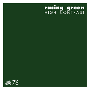 High Contrast - Racing Green