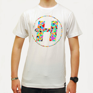 Hospital Records – Mosaique White T-Shirt