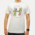 Mosaique White T-Shirt
