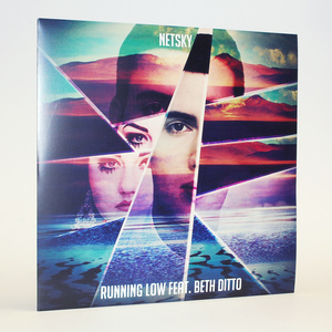 Netsky - Running Low Feat. Beth Ditto