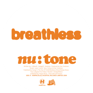Nu:Tone - Breathless