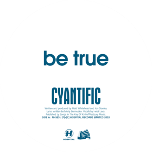 Cyantific - Be True
